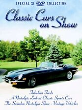Classic Cars on Show 5050725100832 DVD Region 2 P H