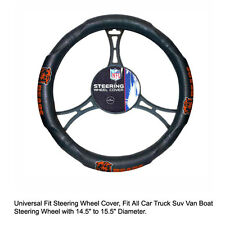 Northwest NFL Chicago Bears Car Truck Suv Van Boat Steering Wheel Cover
