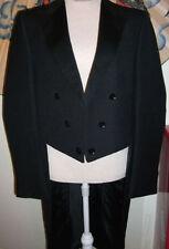 No Closure Wool Collared Coats & Jackets for Men