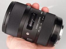 Sigma 18-35mm f/1.8 DC HSM Art Lens Nikon F Mount UU