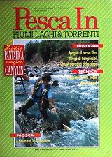 PESCA IN  Anno 10  n.7  Luglio 1995