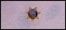 Pin Arizona Police Games Fire DPS Style 7 Point Star APAF Lapel Hat Tie New D4