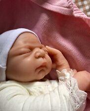 baby reborn silicone ecoflex adrie stoete