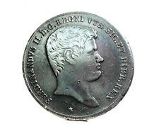 Napoli-Due Sicilie (Ferdinando II di Borbone) 10 Tornesi 1835