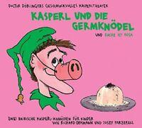 DOCTOR DÖBLINGERS  KASPERLTHEATER - KASPERL UND DIE GERMKNÖDEL  CD NEU