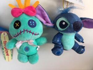 Stitch + Scrump 10cm #1