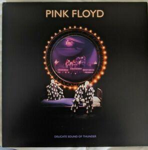 PINK FLOYD 3 LP DELICATE SOUND OF THUNDER 180 gr EDIZIONE LIMITATA