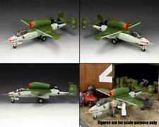 """King and Country LW057 """"The Heinkel 162 Salamander"""" 1/30 WWII Toy Airplane"""