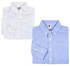 Boys Ex GAP Shirt Boy Long Sleeve Cotton Top Ages 4 5 6 7 8 10 12 14 16 Years