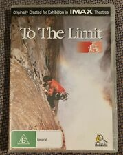 TO THE LIMIT 80s Extreme Sports UMBRELLA Doco DVD R0 Tony Yaniro IMAX