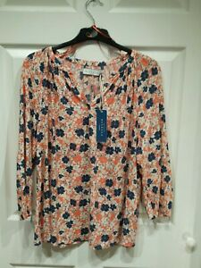 Collection WEEKEND by John Lewis Lavinia Darcie top UK12 BNWT RRP 49