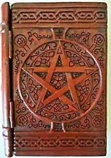 Pagan Pentagram Pentacle Witch Box for Tarot Cards Wicca Sacred Keepsaks