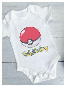 Pokebaby baby vest