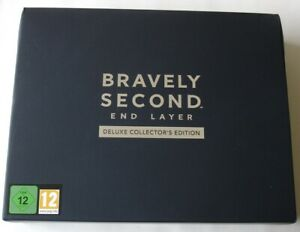 Bravely Second End Layer Collectors Edition Nintendo 3DS
