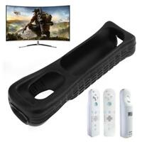 Silicone Soft Cover Case Skin Pouch Sleeve for Nintendo Wii U Remote Controller