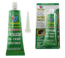 RTV Silicone Instant Gasket Maker CLEAR High Temperature Sealant 85G Tube