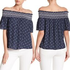 Laundry By Shelli Segal Off Shoulder Top
