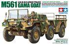 U.S. Cargo Truck 6X6 M561 GAMA GOAT. TAMIYA 1/35. NUEVA
