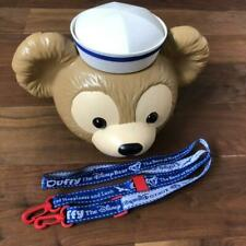 Duffy Popcorn Bucket Case Tokyo Disney Resort Disneyland Disney sea