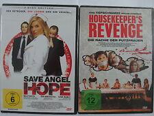 freche Komödien Sammlung - Save Angel Hope & Die Rache der Putzfrauen - Satire