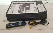 New listing Panasonic Pv-9400 4 Head Hi Fi Stereo Vcr Omnivision w/ remote, cables, manual