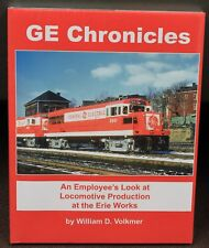 MORNING SUN BOOKS - GE CHRONICLES in Color - HC - 128 Pages All Color