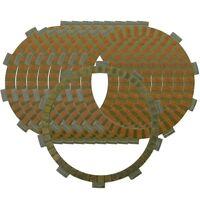 9PCS Clutch Plates For Honda CB600 CB600F HORNET 600 CBR600 CBR600F F2 F3 SE