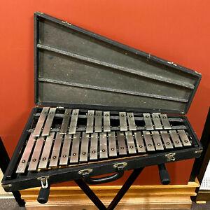 Vintage Deagan 1550 Flat-Top Orchestral Bells