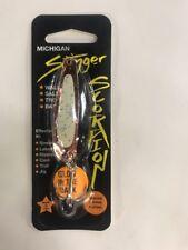 Michigan Stinger Glow In The Dark Copper Glitter Xcu332