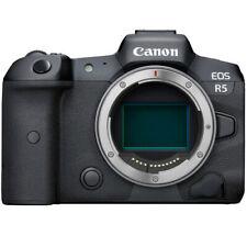 Canon EOS R5 Mirrorless Digital Camera (Body) Free Overnight Fedex Shipping(USA)