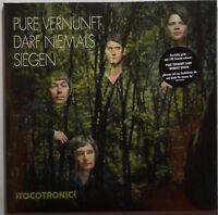 Tocotronic - Pure Vernunft darf niemals siegen 2LP 180g limited green vinyl