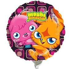 "Moshi Monsters Anagram Round Foil Balloon 18"" XL Xtra Life"