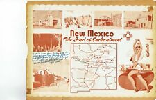 VINTAGE 1940'-50'S + SCRAPBOOK PAGES [7] ROUTE 66 + RESERVATIONS + TUCUMCARI