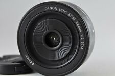 [Exc⁺⁺] CANON EF-M 22mm F2 STM Lens For EOS M-Series