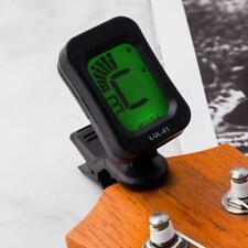 Guitar Tuner Rotating Digital Clip-on Tuner High Sensitivity Accessories R3J8