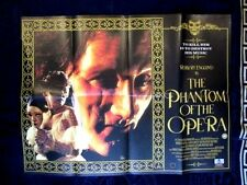 PHANTOM OF THE OPERA 1989 ROB ENGLUND 40x30 ins GENUINE UK QUAD FILM  POSTER