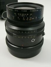 Mamiya K/L 1:3.5 90mm  lens for Mamiya RB Pro & Pro SD.   SN#007512