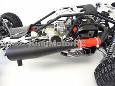 NEW Bruiser RC Sidewinder Tuned Exhaust Pipe Fit HPI Baja 5b SS King Motor Rovan
