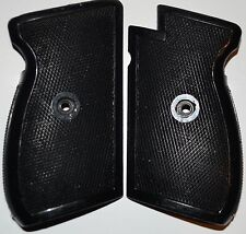 Astra Constable .380 pistol grips black plastic