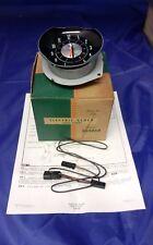 1964-1965 CHEVELLE IN DASH ELECTRIC CLOCK N.O.S GM# 985868 IN ORIGINAL BOX