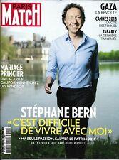 PARIS MATCH n°3601 17/05/2018  Stéphane Bern/ Meghan & Harry/ Festival de Cannes