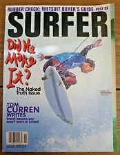 Collectible - Vintage Surfer Magazine - Nov 94 Vol.35 No.11 - Naked Truth Issue