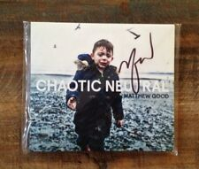 Matthew Good - Signed / Autographed cd - chaotic Neutral - Our Lady Peace