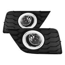 Spyder Auto Fog Lights w/ Switch - Clear 16 - 17 Nissan Sentra # 5083104