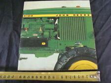 Brochure trattore John Deere 2120