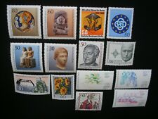 Berlin 1984- Complete Year Set of 22 Stamps Mnh Extra Fine