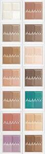 Almay Shadow Squad Quad Color Eyeshadow Many Shades 120-240 New You Choose