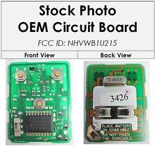 Mazda NHVWB1U215 keyless remote clicker transmitter REPLACEMENT Circuit Board