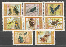 Vietnam Rep.Socialist - Mail 1977 Yvert 56/63 MNH Fauna Insects