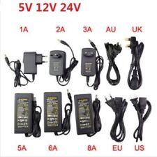 1Pcs X AC110 220V Power Supply Adapter LED Strip 2A 3A 5A 8A 10A DC 5V 12V 24V
